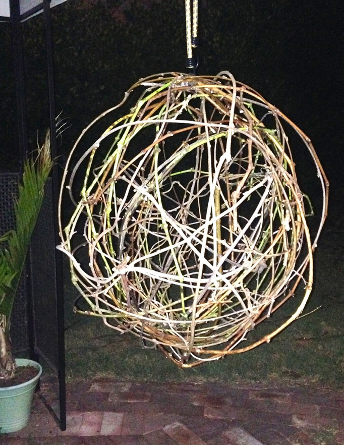 Branch Orb DIY 5