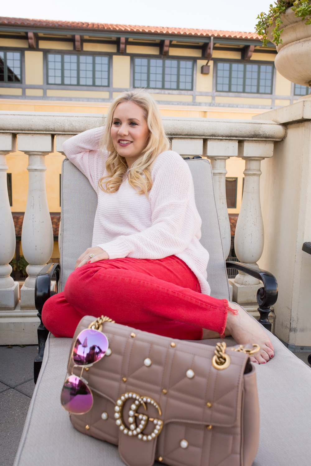 Casual Valentine's Day Outfit, The Perfect Mini V-Day Staycation, Valencia Hotel, Santana Row, Casual Outfit Inspiration, Have Need Want