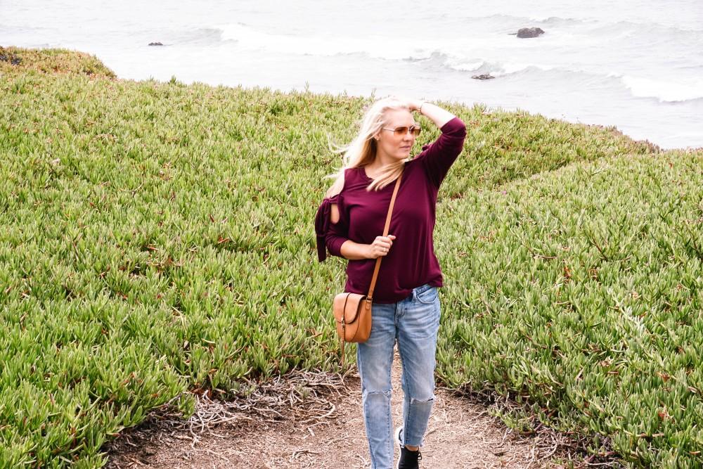 Cold Shoulder Tie Sleeve Sweatshirt-Fall Fashion-Cold Shoulder Sweatshirt-Nordstrom Anniversary Sale 2017-Weekend Style-Have Need Want 4