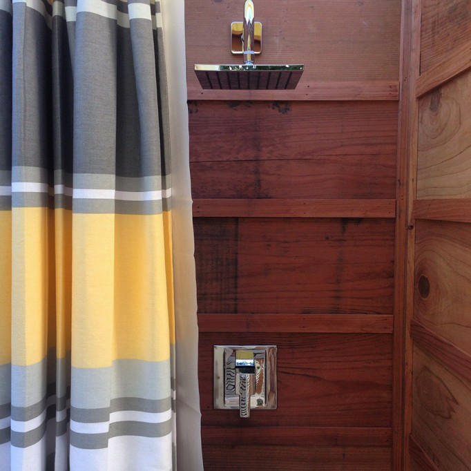 DIY Outdoor Shower What to consider when building an outdoor shower 9