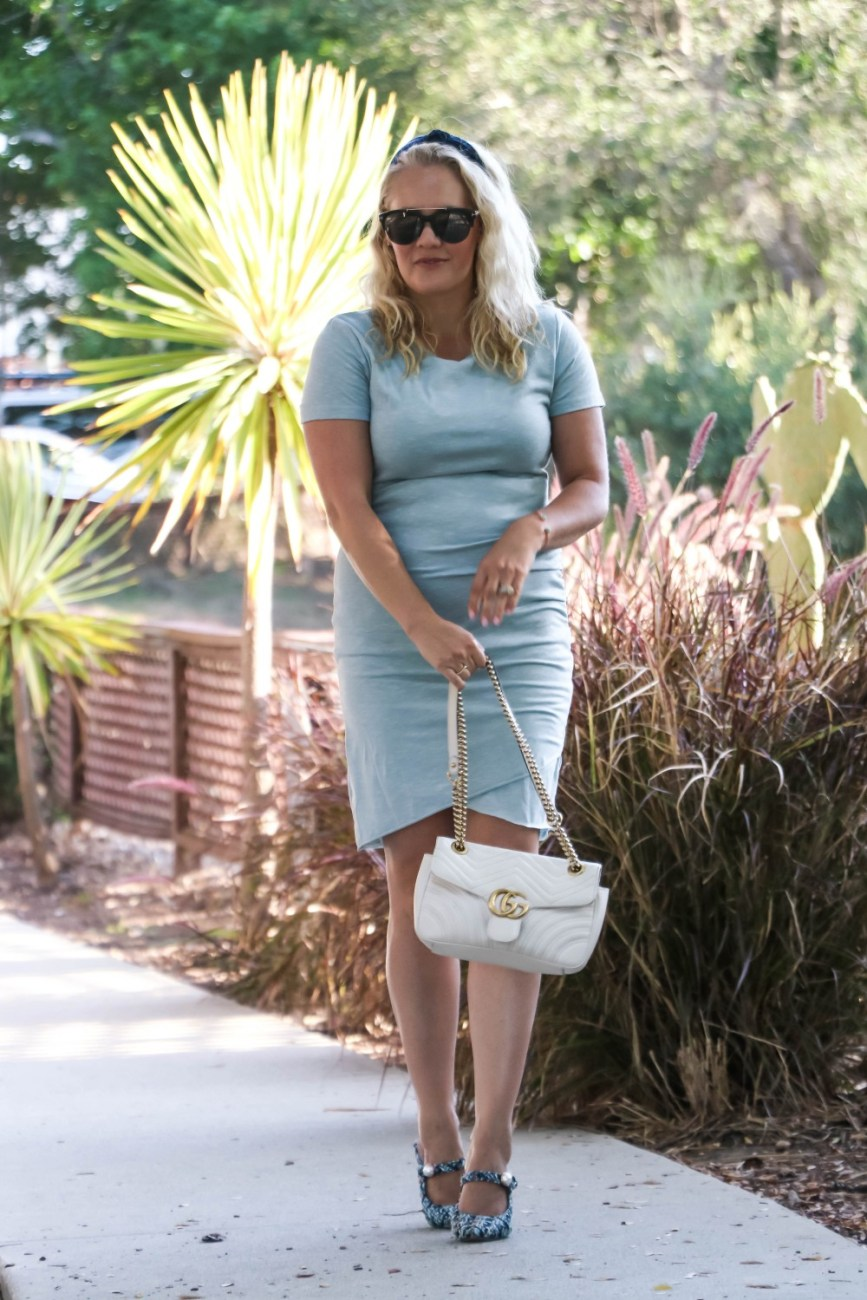 Day to date night. Styling this under $25 ruched minidress on HNW today! Head on over to the post to check out the looks and let me know which one is your favorite! #ruchedminidress #amazonfashion #amazonfinds #under25dress #momstyle #datenightoutfit #daytimeoutfit