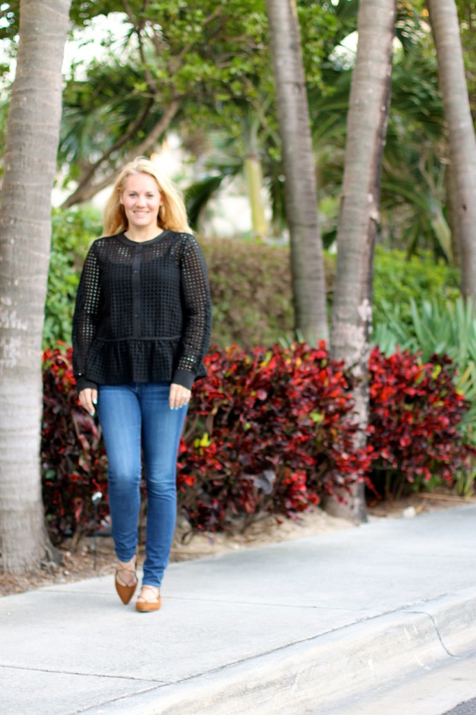 Defy & Inspire-Target Style Beauty-Paradise Island-Who What Wear for Target-Fashion Blogger-Bay Area Fashion Blogger-Lace up Flats 5
