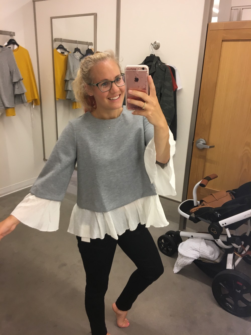 Dressing Room Diaries- Nordstrom Anniversary Sale 2017-Fall Tops-Blogger Picks for the Nordstrom Anniversary Sale-Nordstrom Sale-Fall Style-Fall Fashion 2017-Have Need Want 2