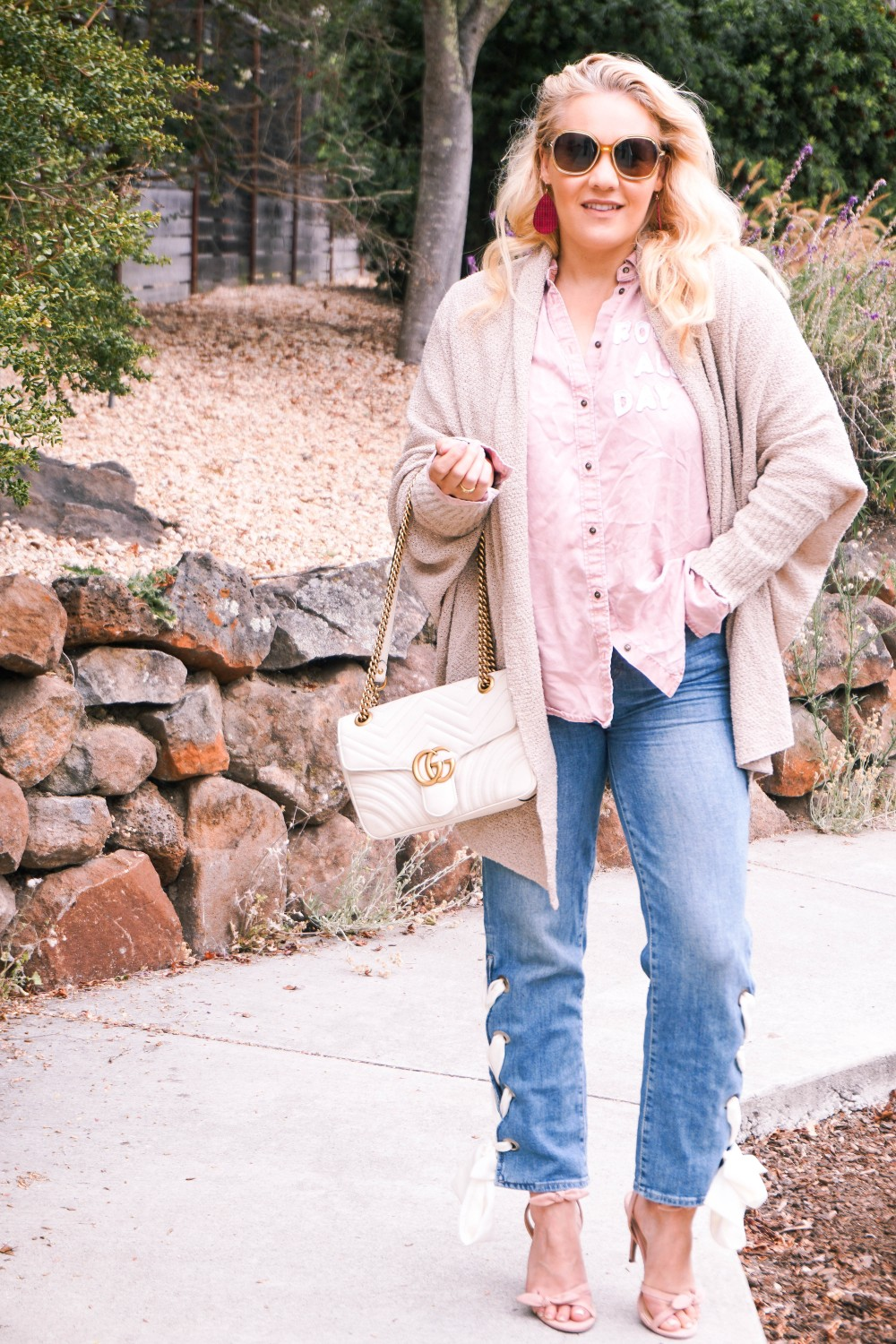 Fall Casual Mom Style-Rachel Parcell Everyday Shop-Lightweight Cardigan-Have Need Want