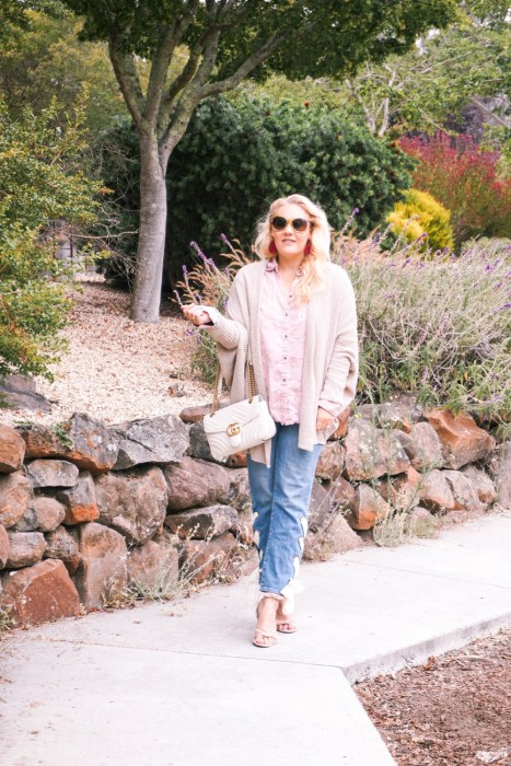 Fall Casual Mom Style