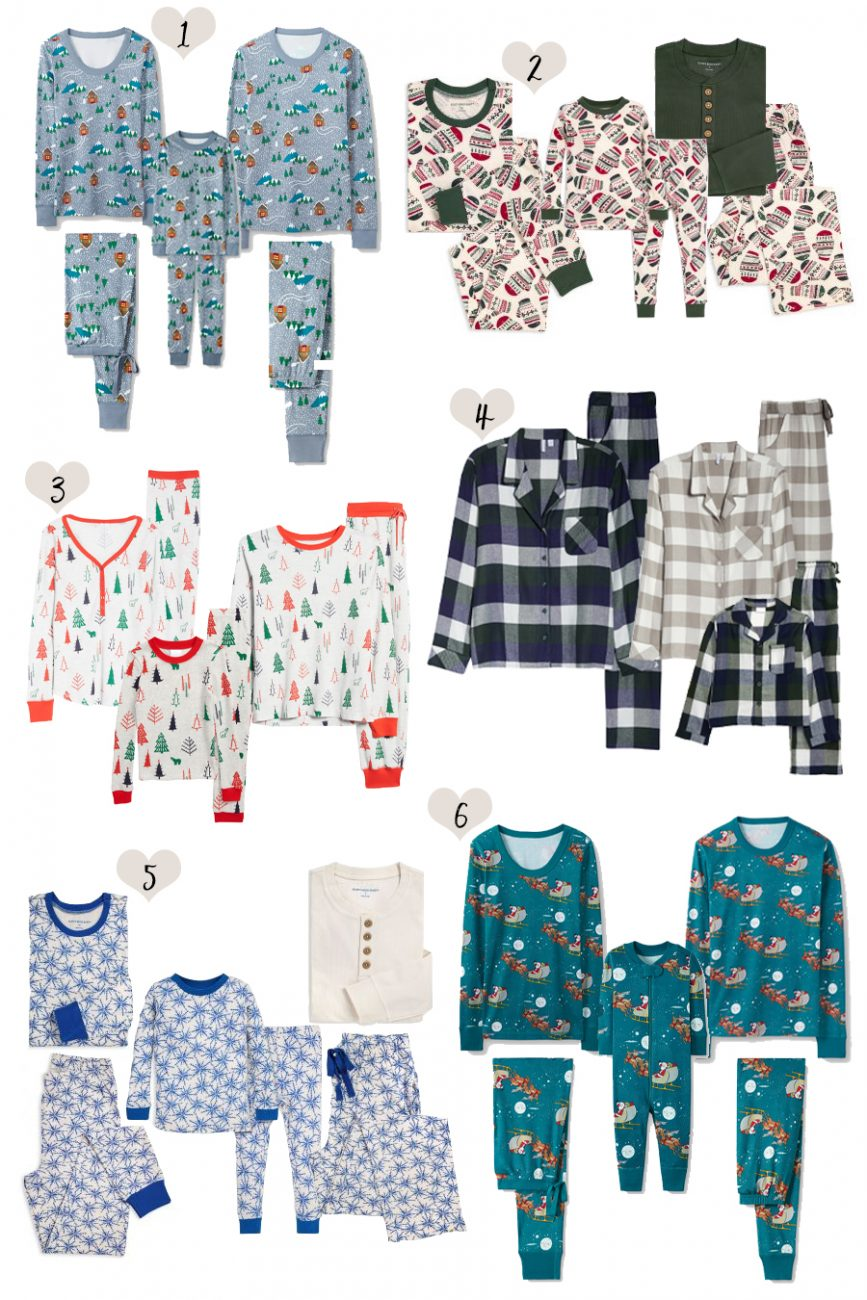 Sharing the best matching family holiday jammies and where to shop for them this holiday season on Have Need Want! Click over to the post to get a heads start on your holiday planning!! #matchingfamilyjammies #hannajams #famjams #holidaytraditions #matchingjammies #holidayseason