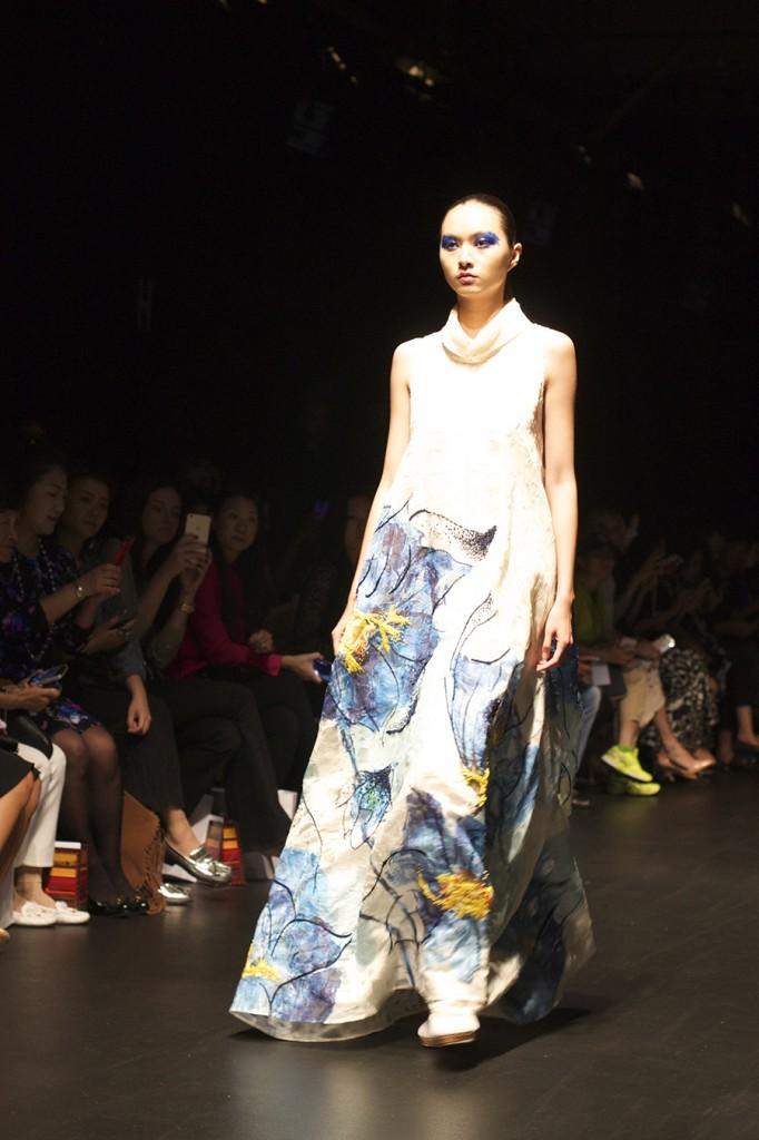 Fashion Shenzhen-NYFW-Runway 12