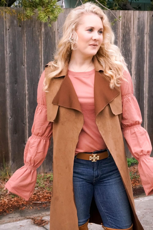 Flirty Flare Cuff Sweatshirt, Hinge Sweatshirt, Statement Sleeve Trend, Statement Sleeve Sweatshirt, Outfit Inspiration, Mom Style, Have Need Want