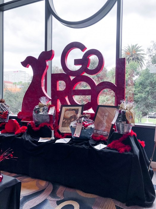 Go Red For Women: American Heart Association Silicon Valley Luncheon