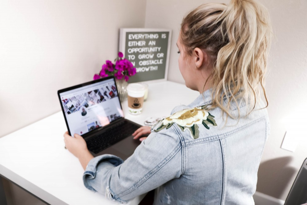 How to Grow Your Pinterest Account and Drive Traffic to Your Blog. Spilling everything I've done to grow from 35k to over 750k monthly viewers in 3 months! Click on the photo to read the post and get my in-depth tips for growing your Pinterest account! #PinterestTips #PinterestGrowth #BusinessofBlogging #BloggingTips #BlogGrowthTips #UtilizingPinterestforGrowth