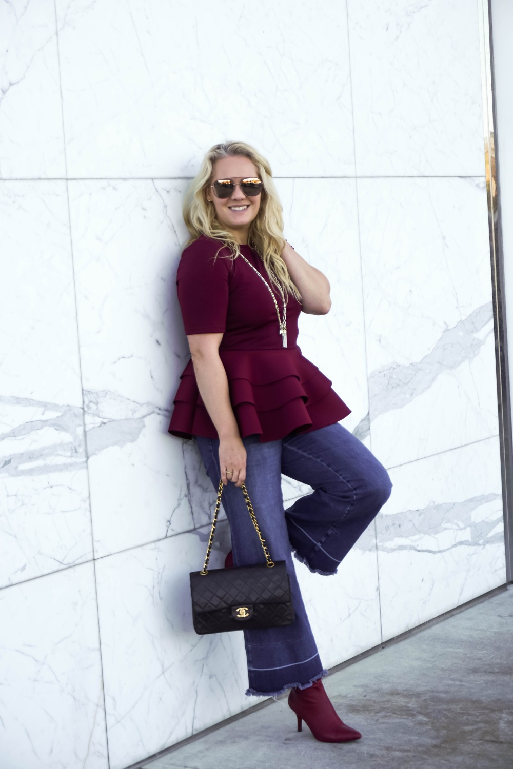 How to Wear Wide-Leg Crop Pants if Youre Petite | Have