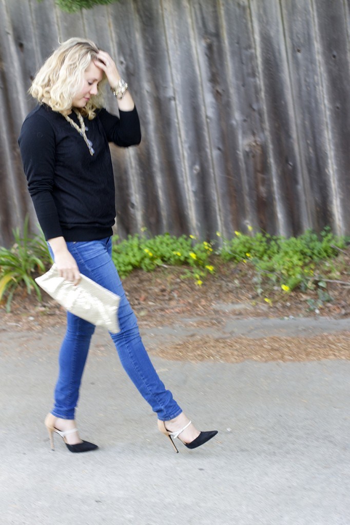 lace overlay sweater, equipment, outfit staple, fashion blogger, bay area blogger, san francisco fashion blogger, sf blogger