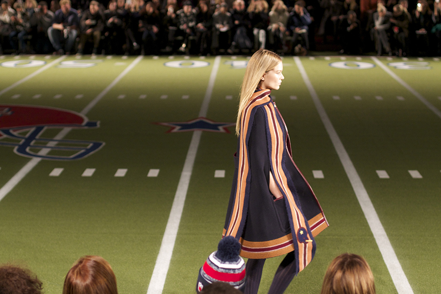 Tommy Hilfiger, Final Walk, NYFW, MBFW, Fashion Week