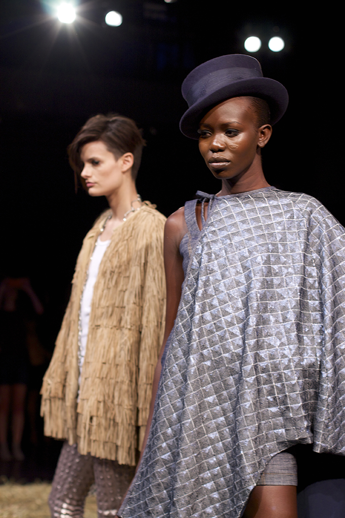 Jay Godfrey, SS15, NYFW, MBFW, Fashion Week, Presentation, The Hudson Hotel, The Hub