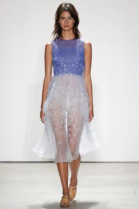 Jenny Packham-NYFW SS16-New York Fashion Week-Runway-Spring Summer 2016 Collection 2