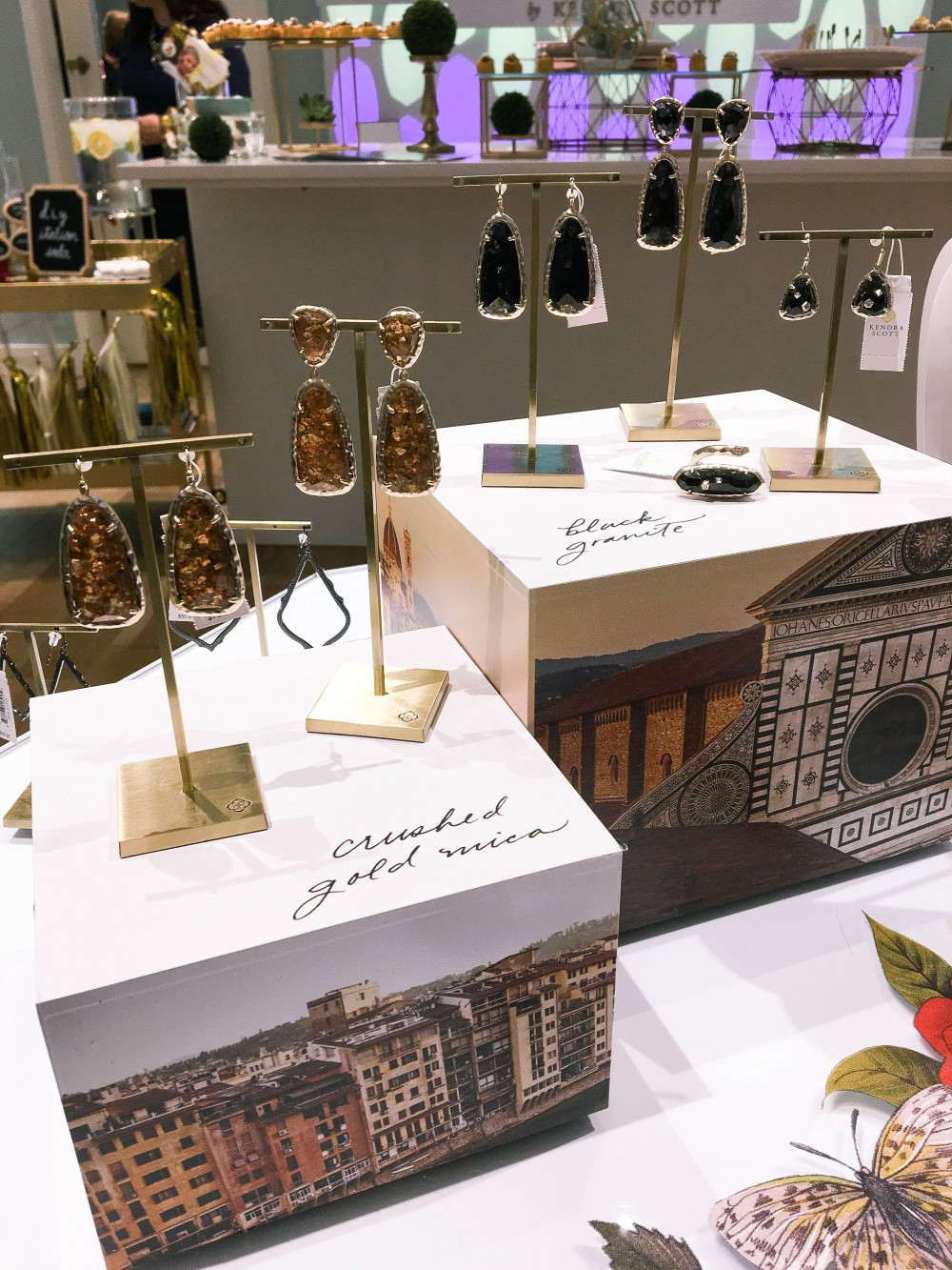 Kendra Scott Fall 2017 Launch Party-Kendra Scott Fall 2017 Collection-Whisk Away to Florence-Inspired by Italy-Bay Area Events-Santana Row-Have Need Want 4