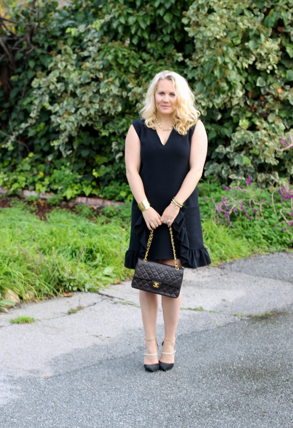 lbd-little-black-dress-ruffle-pockets-marni-rent-the-runway-outfit-inspiration-holiday-style-guide-have-need-want-8
