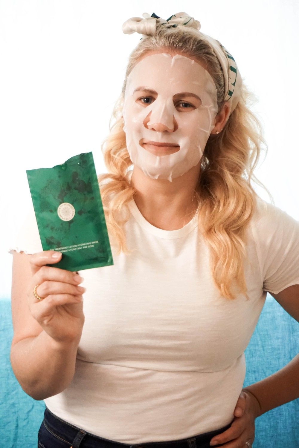 La Mer Hydrating Facial Sheet Mask Review, Skincare Treatment, Sheet Mask Review, La Mer Skincare, Skincare Routine, Over 30 Skincare Regime