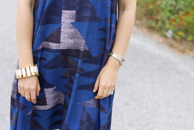 Mara Hoffman Summer Swing Dress Sleeveless Dress Fashion Blogger SF Based Fashion Blog 2