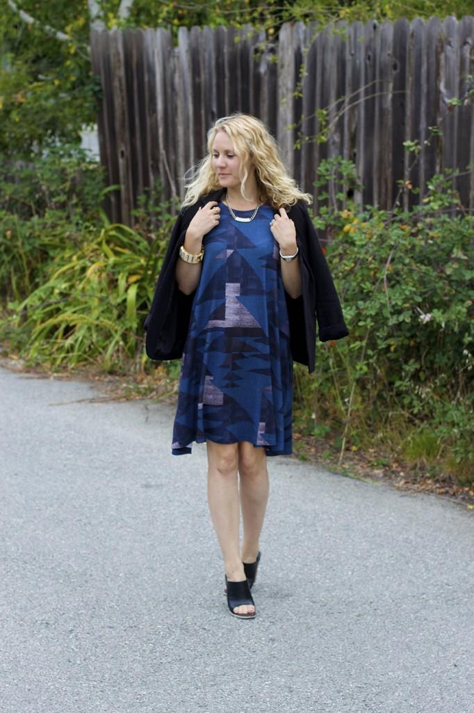 Mara Hoffman Summer Shift Dress Sleeveless Dress Fashion Blogger SF Based Fashion Blog 6