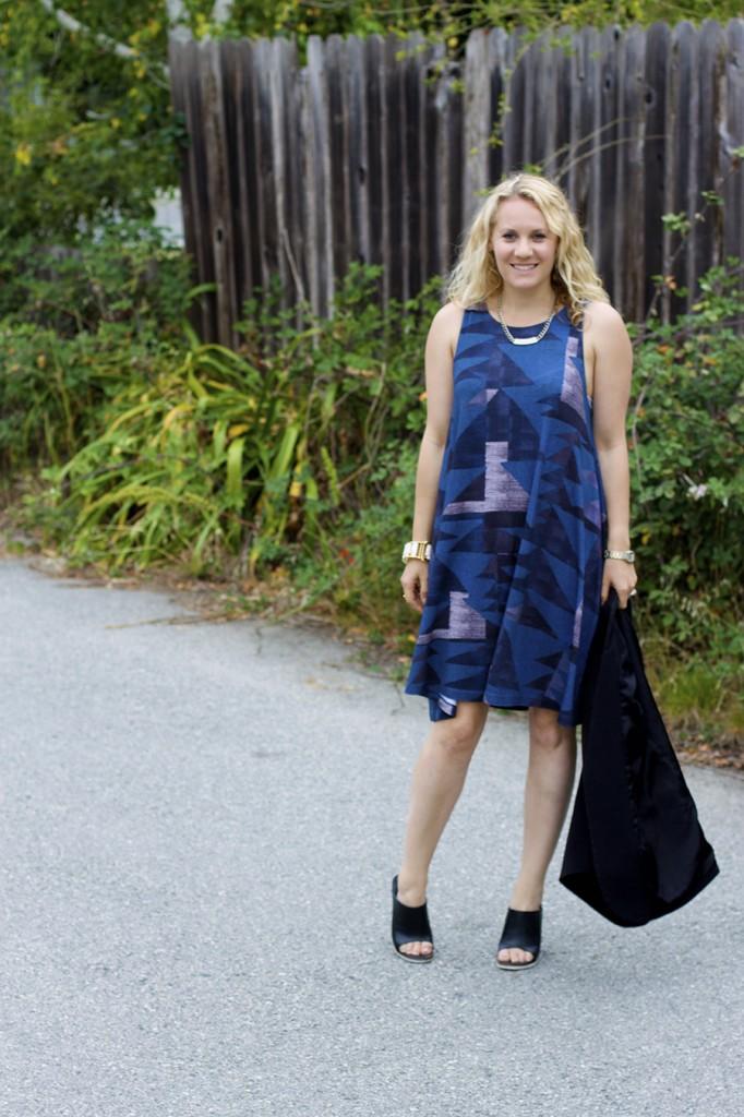 mara hoffman sleeveless swing dress Mara Hoffman Summer Shift Dress Sleeveless Dress Fashion Blogger SF Based Fashion Blog 7