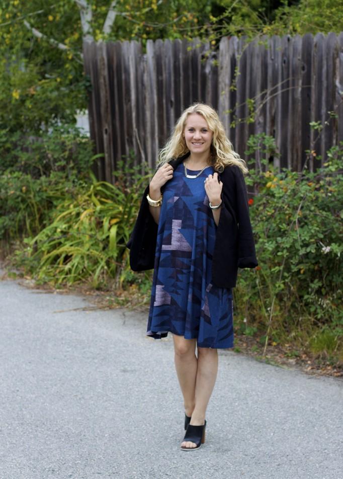 Mara Hoffman Summer Shift Dress Sleeveless Dress Fashion Blogger SF Based Fashion Blog 8
