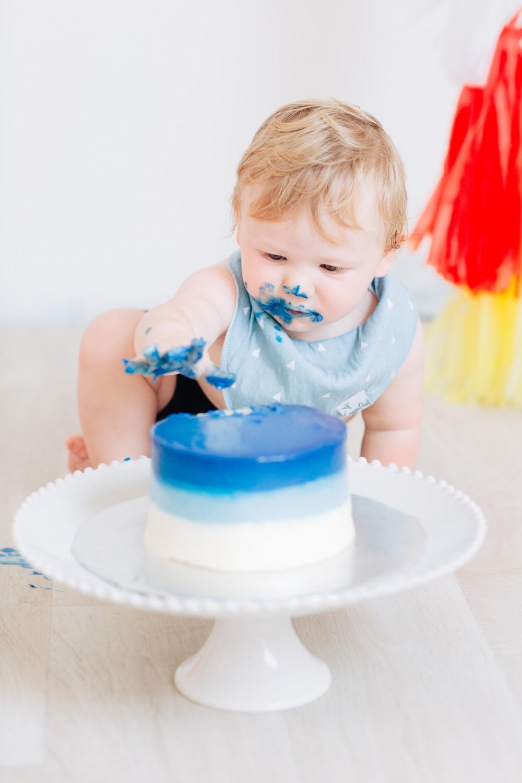 Mason's Turning One-Smash Cake Photoshoot-First Birthday-Smash Cake-First Birthday Photoshoot-Have Need Want 19