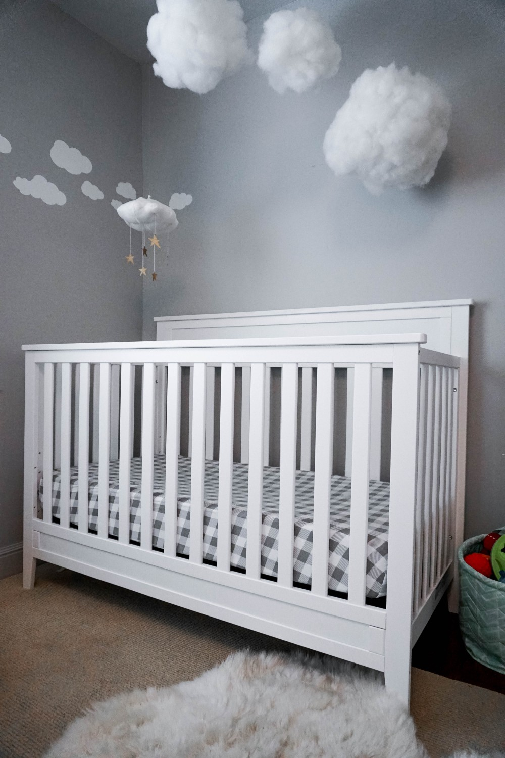 Mason's Updated Nursery Reveal-Carter's for DaVinci Crib-Target Home-Have Need Want-Nursery Room Design-Baby Boy Nursery 5