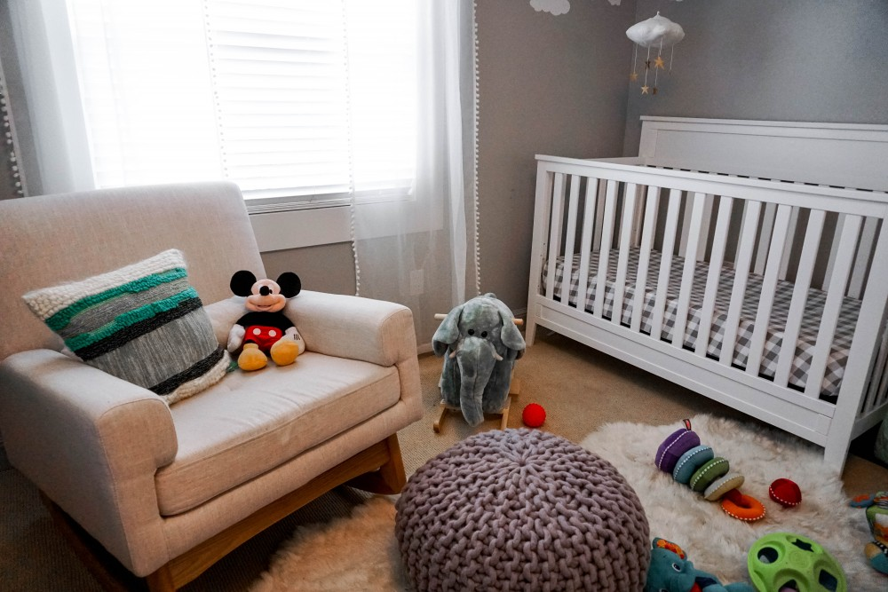 Mason's Updated Nursery Reveal-Carter's for DaVinci Crib-Target Home-Have Need Want-Nursery Room Design-Baby Boy Nursery 6