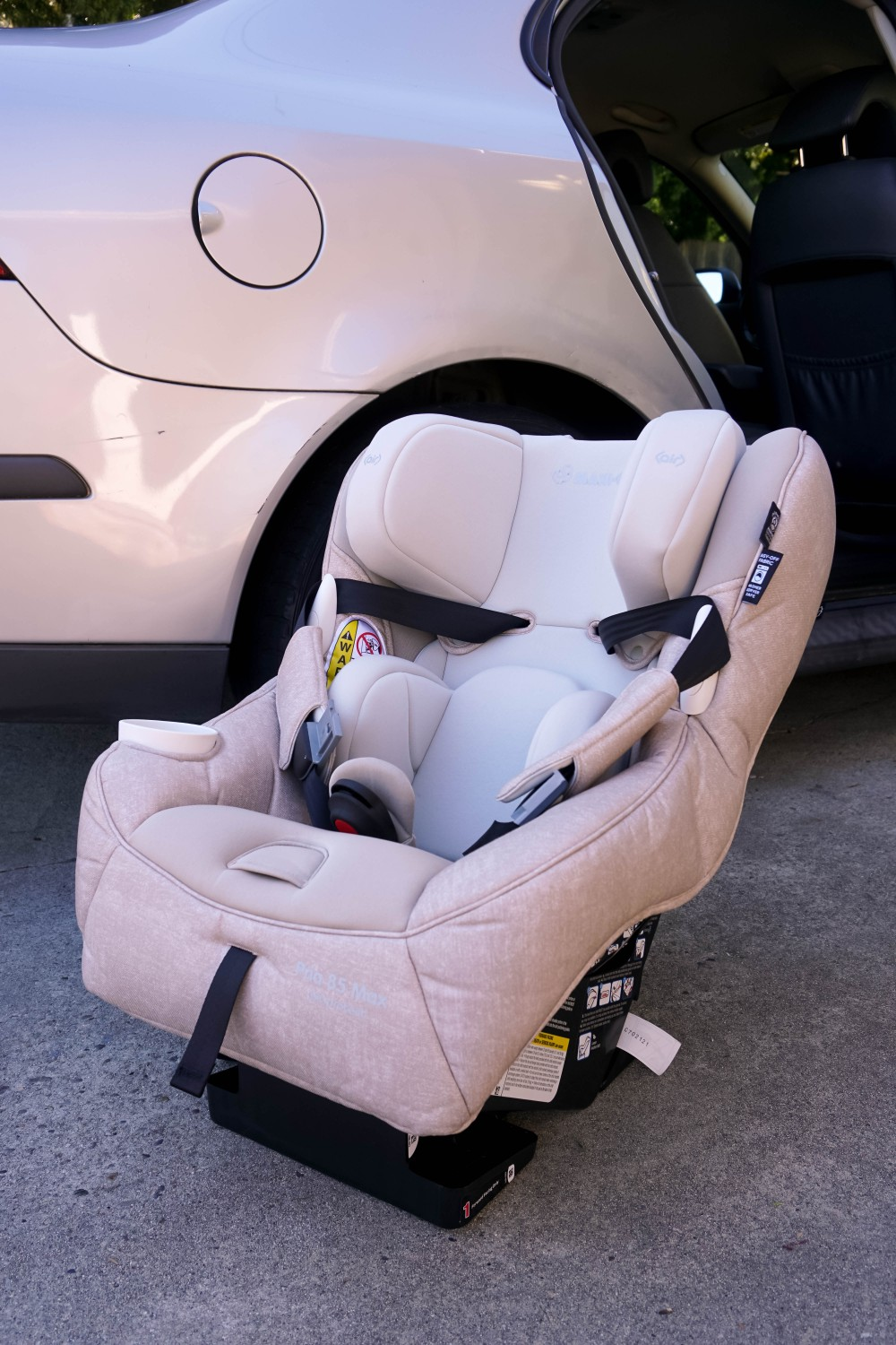 Maxi-Cosi Pria 85 Max Convertible Car Seat-Maxi Cosi Car Seat-Baby Gear-Best of Baby Products-Convertible Car Seat-Motherhood Post-Have Need Want 2