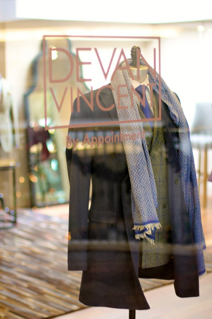Menswear-Devan Vincent-Bay Area Tailored Atelier-Gift for Him-Holiday Gift Idea-Custom Tailored Shirt 2