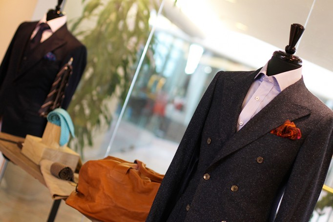 Menswear-Devan Vincent-Bay Area Tailored Atelier-Gift for Him-Holiday Gift Idea-Custom Tailored Shirt