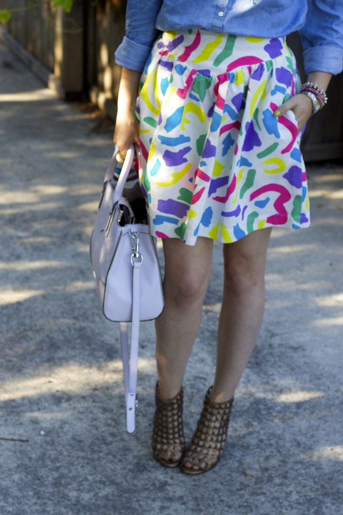 Moschino Lucky Brand Via Spiga Three Ways to Wear Fashion Blogger 4