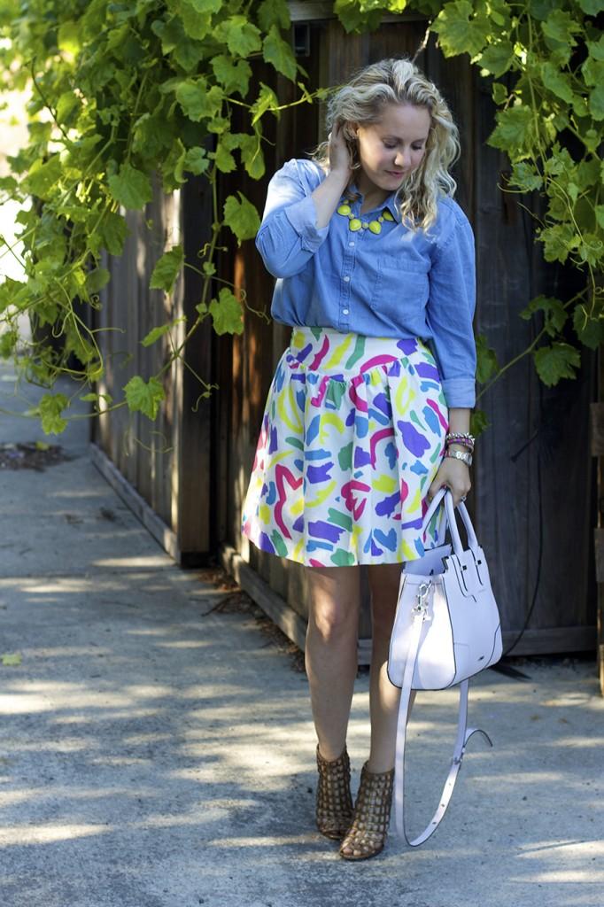 Moschino Lucky Brand Via Spiga Three Ways to Wear Fashion Blogger