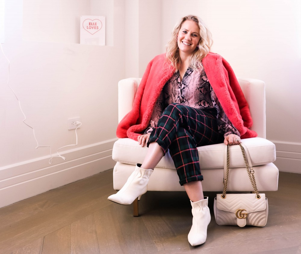Sharing my NYFW Dairy FW19 Day 3 Today on Have Need Want! Click on the photo to check out what I did from attending Custo Barcelona and Son Jung Wan's shows to an event with Elle. #NYFW #NYFWDiary #ElleLoves #InfluencerEvent