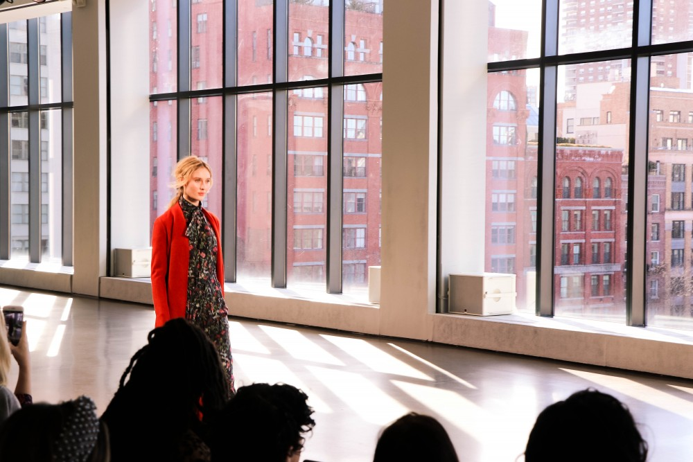Sharing my NYFW Diary FW19 Day Two with Behind the Scenes at Linder with the Redken Team, Sneaks of my Favorite Looks From the Collection and Beautiful City Views and Even More Stunning Collection From Nonie! Click on the photo to check out the full post on Have Need Want! #NYFW #behindthescenes #backstageaccess