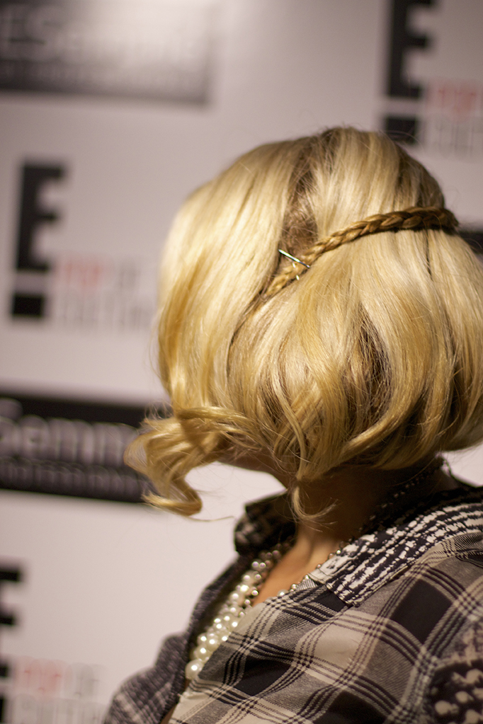 TRESemmé Hair, NYFW, MBFW, SS15, Hair styles, Hair trends, Runway Hair