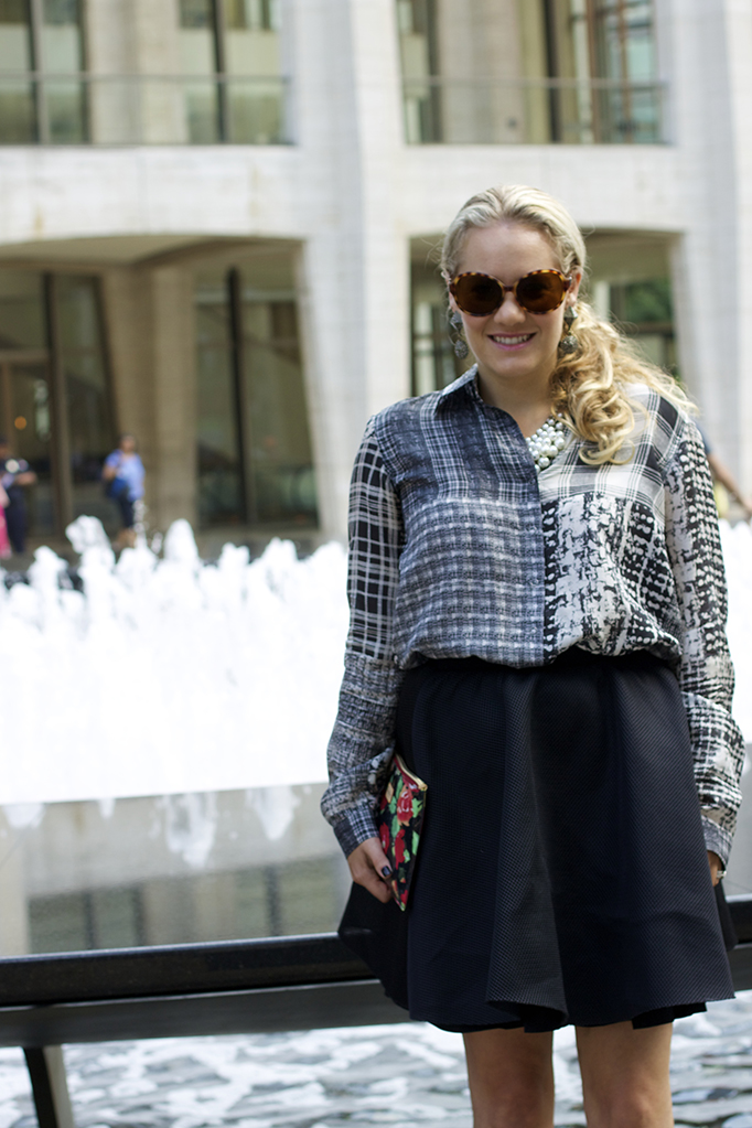 NYFW, MBFW, New York Fashion Week, Fashion Blogger, SS 2015, Day 2 Outfits, Street Style, New York Fashion