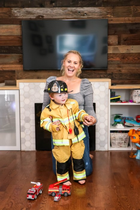 October is National Fire Prevention Month and today on HNW I'm sharing what we do for fire safety as a family with Kidde. Click on over to the post to check it out!! #firesafety #firepreventionmonth #kidde #sponsored #kiddefiresafety