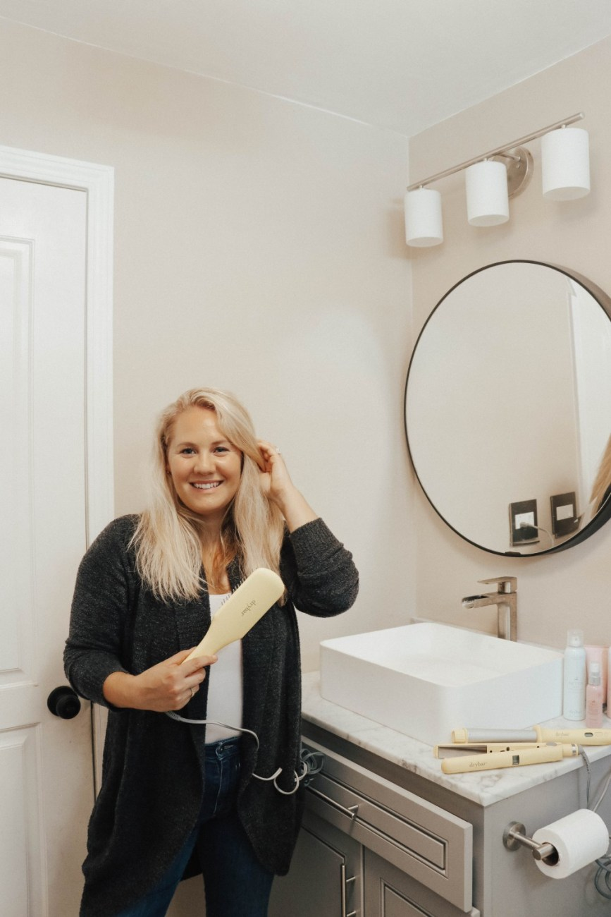 Sharing my tried and true beauty products with Nordstrom Beauty on the blog! Head on over to the post to check out my makeup, skincare, and hair care products and tools that I love.