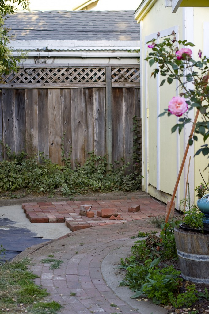 Patio design DIY succulents brick patio addition succulent garden patio design challenge 7