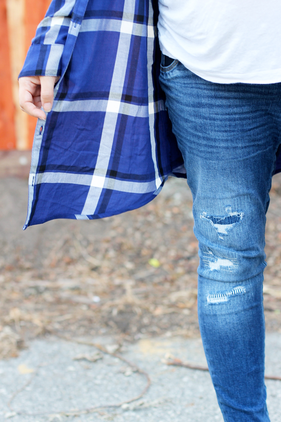 Plaid Shirtdress-Maternity Style-Styling Your Baby Bump-Styling Tips-Pregnancy Style-Have Need Want