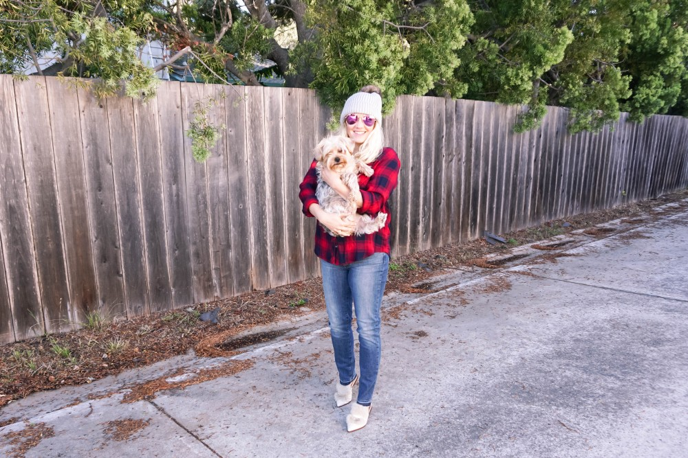 Rails Plaid Shirt + A $1000 Nordstrom Gift Card Giveaway