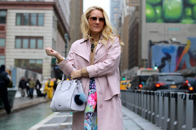 Rainy Weather Style-New York Street Style-Spring-Ted Baker-NYFW Street Style-Fashion Blogger-Have Need Want 7