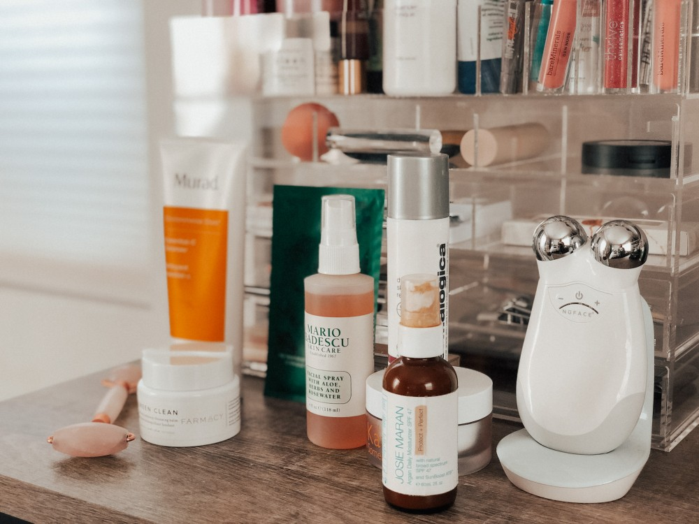 Sephora Beauty Insider Spring Savings Event. Sharing my favorite skincare products and skincare tools on the blog! #skincare #skincareproducts #sephorasale #beautyinsider