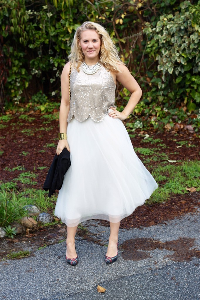 Sequins and Tulle-Holiday Outfit Ideas-Bay Area Fashion Blogger-Have Need Want-Holiday Party Outfit-Outfit Inspiration 5