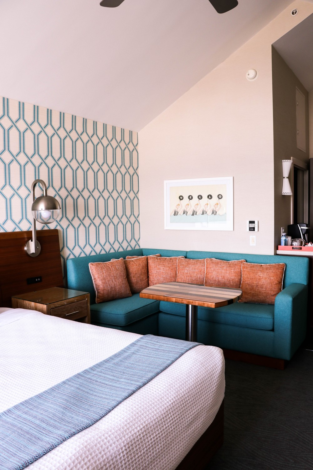 Sharing my Honest Experience at The Dream Inn Santa Cruz During a Recent Staycation. Click on the photo to read my review and find out how you can start booking travel at a discount! | Have Need Want #staycation #thedreaminn #hotelreview