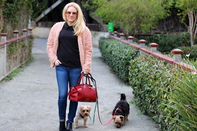 Ted Baker-embellished shoulder blouse-Weekend Style-English Factory Jacket-Sam Edelman Shoes-Burberry Handbag-Spring Transition-Fashion Blogger-Bay Area Fashion Blogger-Have Need Want Blog 5