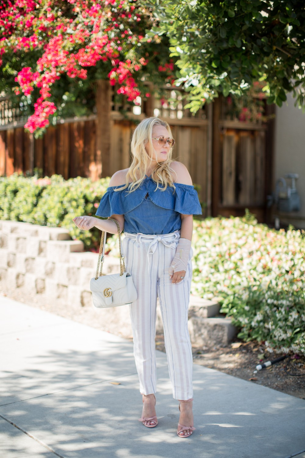 8780d6313e1 The Perfect Summer Outfit Combo  Denim and Linen - Have Need Want