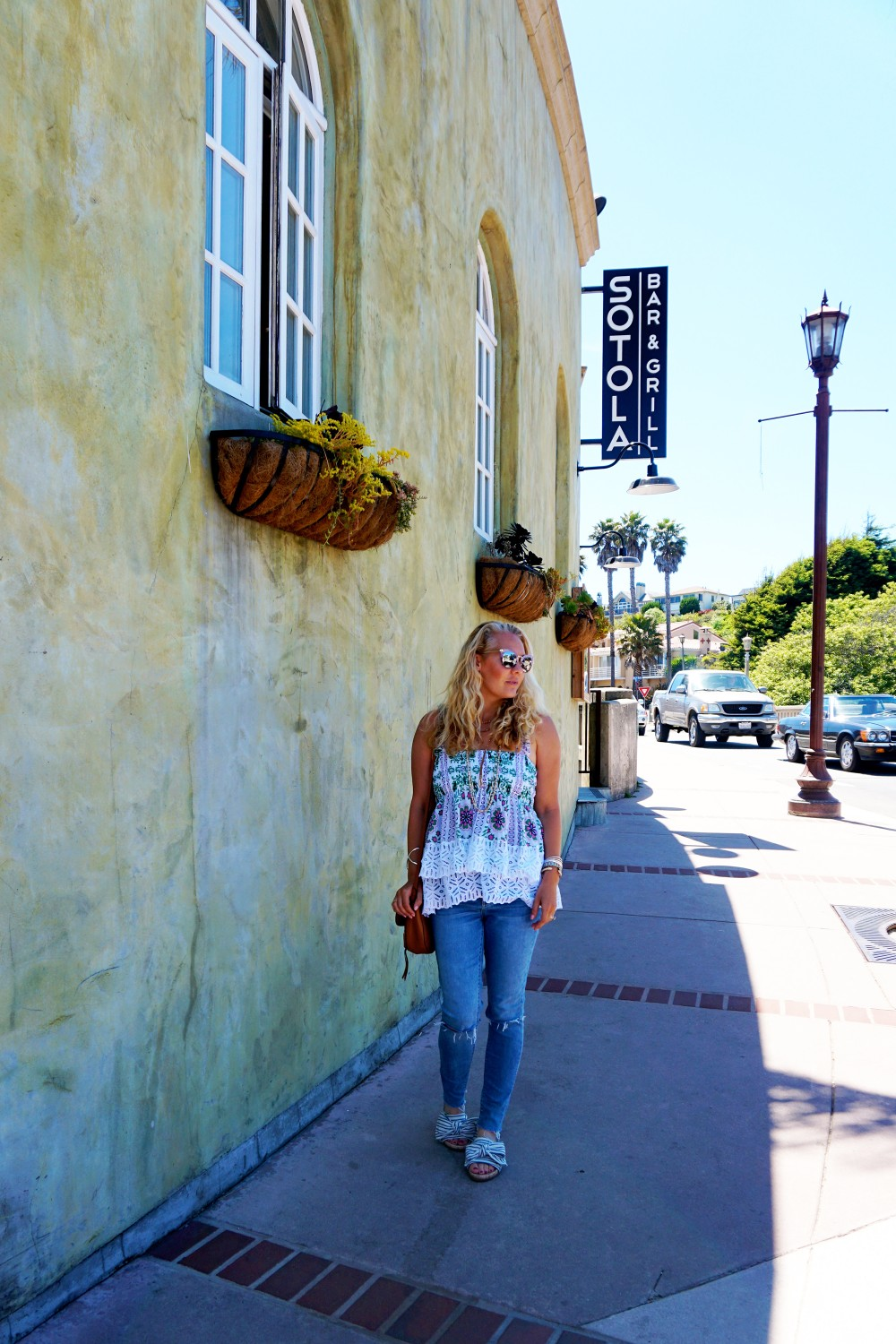 Tiered Babydoll Top-Lace Trim Silk Georgette Top by Tory Burch-Spring Outfit Inspiration-Bay Area Fashion Blogger-Weekend Style-Have Need Want 8
